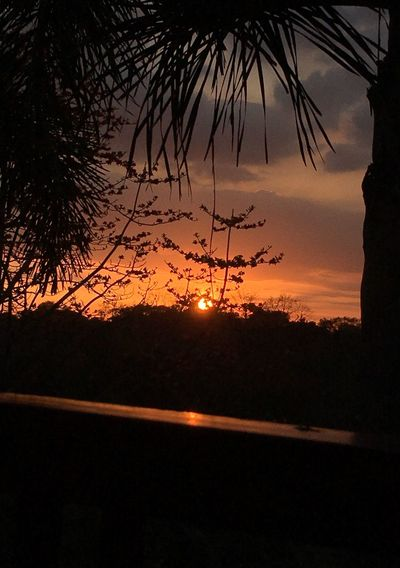 Philippines Antipolo, Rizal Ph Balcony View Filipino Skies I Love Luzon I Love The Philippines Reflection Balcony Refelctions End Of Day