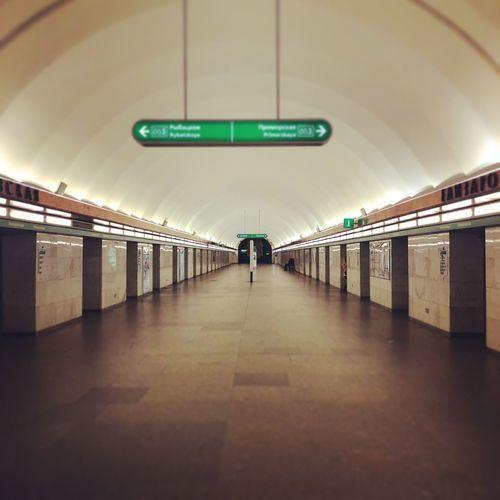 night subway Night Subway Indoors  The Way Forward Full Length