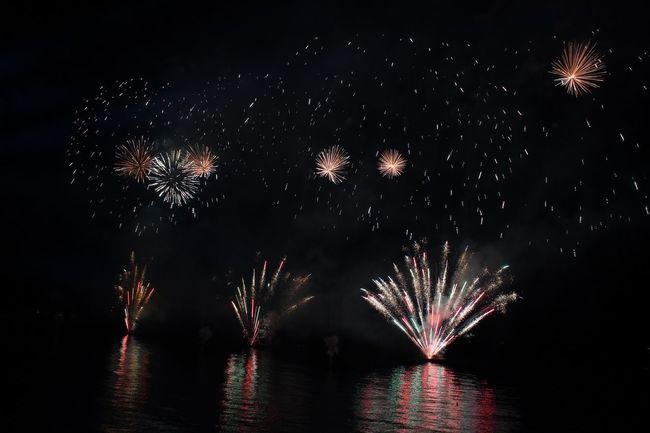 Firework Night Firework Display Exploding