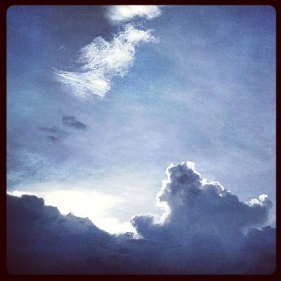 Linda tarde! Clouds