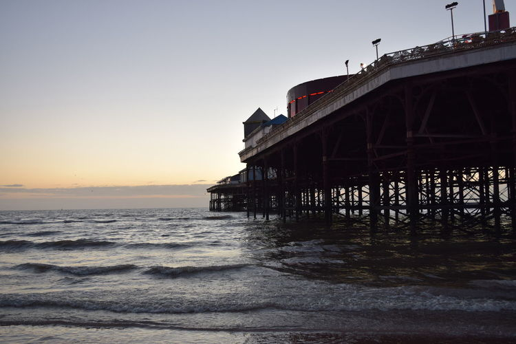 Pentaxamania Nikon D5300 Photographer Sand NIKON D5300 Eyeemphotography Blackpool Central Pier