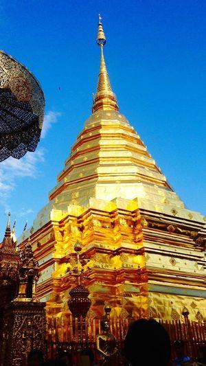 Chiangmai Watphrathatdoisuthep EyeEm Gallery Eye4photography  Temple Chiangmaitrip2015