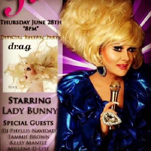 Performing in Weho TONIGHT at ClubEleven with LadyBunny PhyllisNavidad TammieBrown KellyMantle SoCalDragScene NO COVER Dr.a.g book release party