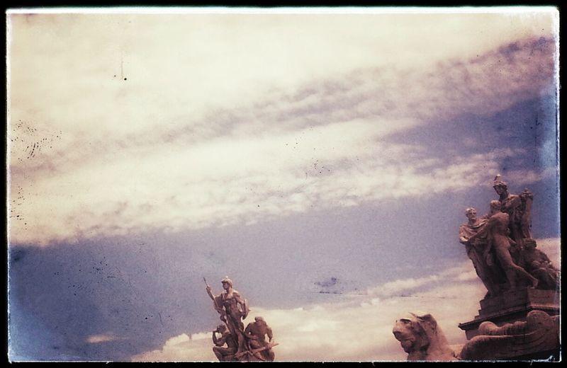 Rome Italy Sky
