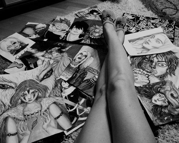 My world ❤❤ Eren Attackontitan Art ArtWork Art, Drawing, Creativity Relaxing Erenjager Zeref Natsu Dragneel Ulquiorra Ulquihime Orihime Lovestory Drama Targaryen Princess Mononoke Tokyo Ghoul Zeref Dragneel Bleach Natsu
