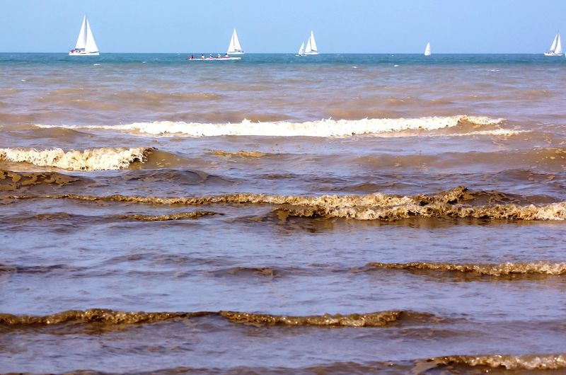 Sea Nature Water Summer