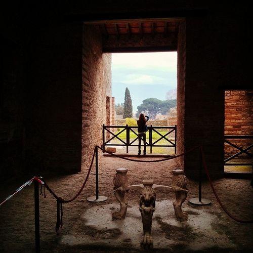 In Pompeii  Pompeiscavi Pompéi Pompéia Italy Italia Southitaly Ruinas Ruins Romans Bellaitalia