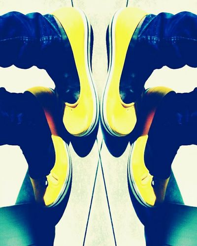 Shoeaddict Design Yellow Colour Shoes Fun Check This Out Art Happiness Lifestyles