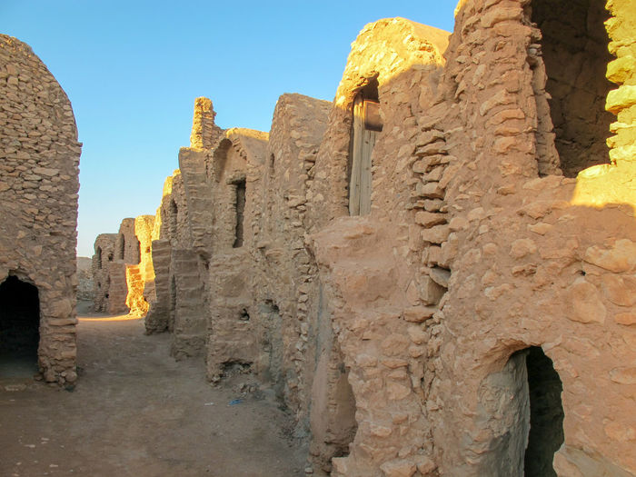 Tunisia Traditional houses, holidays History The Past Architecture Built Structure Ancient Old Old Ruin Sky Ancient Civilization No People Building Exterior Travel Destinations Solid Day Building Nature Sunlight Travel Wall Tourism Ruined Outdoors Deterioration Archaeology Stone Wall