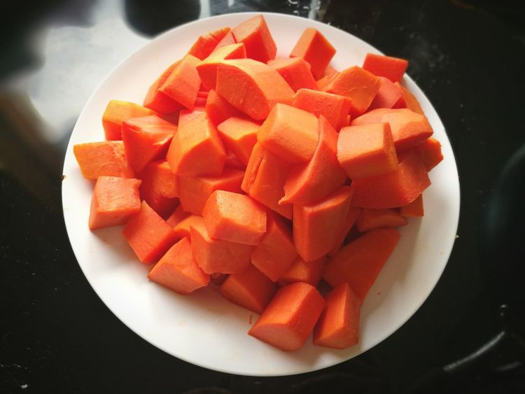 Papaya Healthy Eating Close-up Ready-to-eat Food And Drink Fruit Vegetables & Fruits Nature