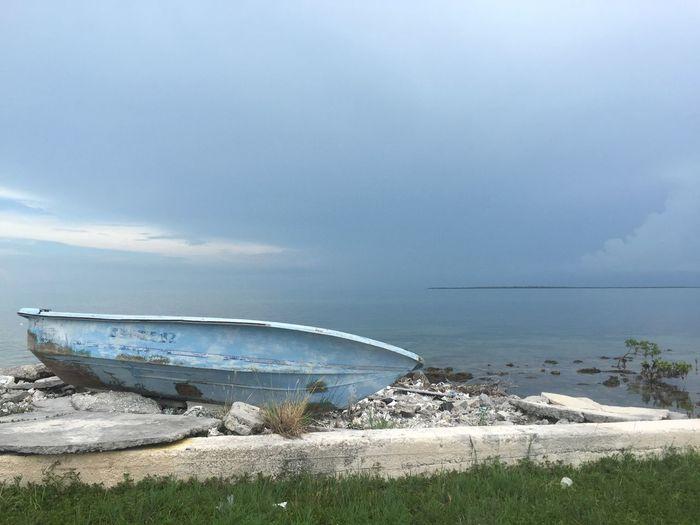 Horizon Beach Boat Nofilter#noedit