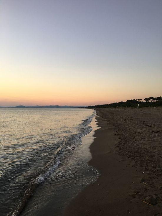 Done! #Sunset #Giannella #Beach