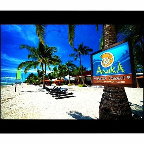 More fun in anika resort ?⛵??? Visitcebu