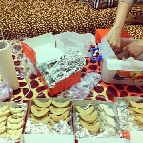Patisserie Marocaine Kaab Ghazel agadir mini_pain maroc