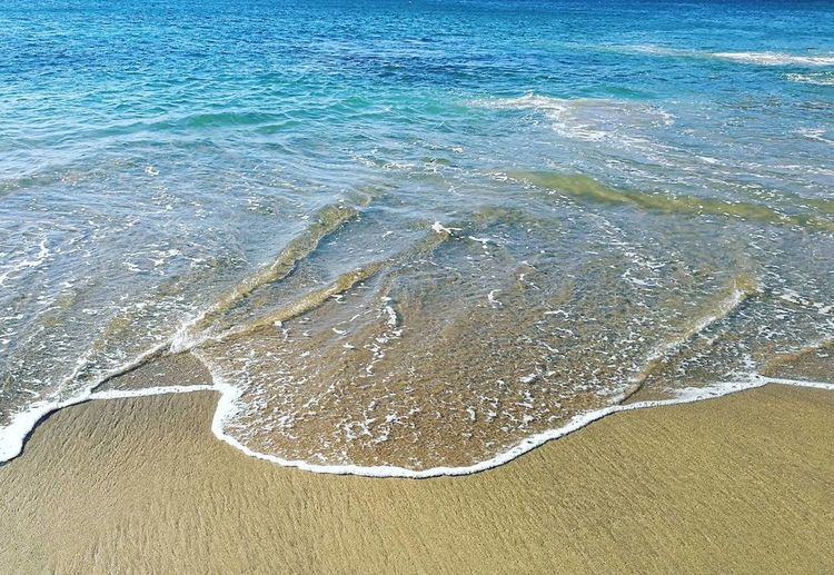 Zen Sea Ocean Nature Waves Waves, Ocean, Nature Blue Blue Water Beach Visualize Higher Conciousness  Positivity