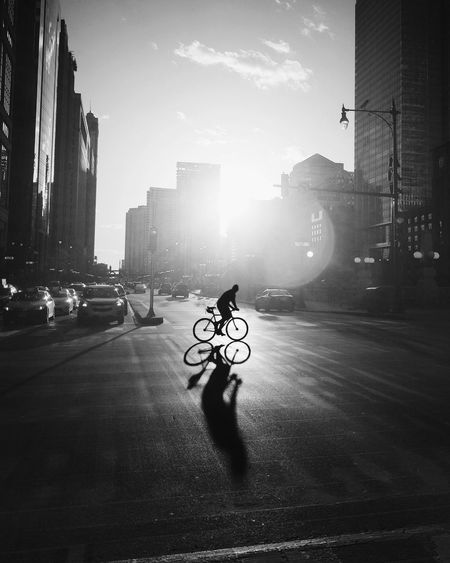Architecture Bicycle Bmx Cycling Building Exterior Built Structure City City Life Cycling Day Full Length Helmet Land Vehicle Lifestyles Men Mode Of Transport One Person Outdoors People Real People Riding Sky Street Transportation