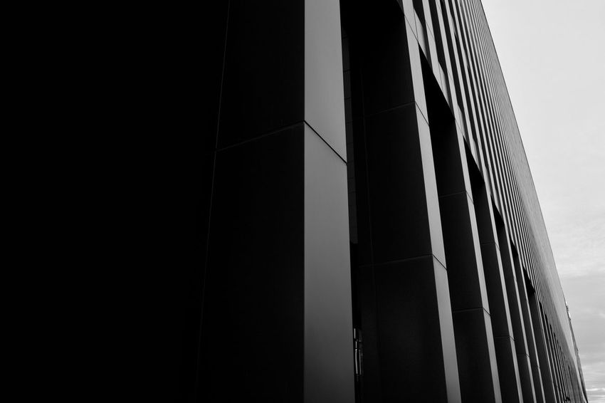 Check This Out Streetphotography Architecture Architecture_bw Day Blackandwhite Black & White Czech Republic