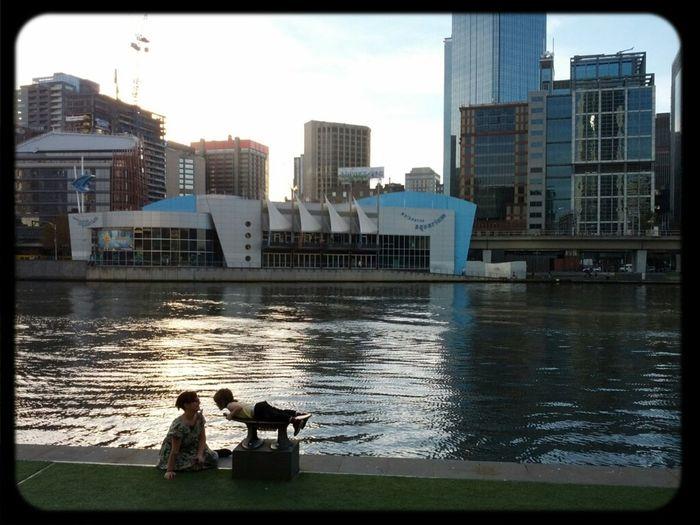 Riverside Relaxing