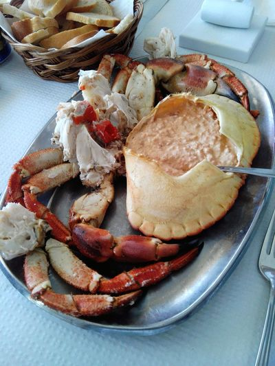 My World Of Food Seafoods Seafood Portuguesefood Portugalfood Traditionalfood Sapateira Marisco Mariscos Foodphotography