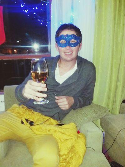 Feliz 2015 !!!! AñoNuevo 2015 Espumante Hualpen