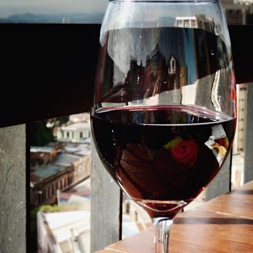 Happy Friday! Wine Moments Wineglass Red Wine Wine Not Reflections Food And Drink Table Wine Chilean Wine 🍷 Day Close-up