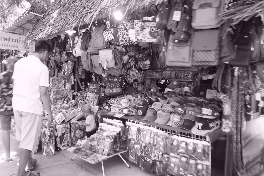 One Day Trip!!! Black & White Black And White Blackandwhite Casual Clothing City City Life City Street Illuminated Leisure Activity Lifestyles Market Market Stall Outdoors Travel Traveling