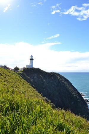 Australia Australia & Travel Byron Bay Byron Bay Lighthouse Landscape Lighthouse Lighthouses Most Esterly Point Of Australia