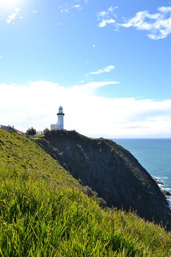 Australia Australia & Travel Byron Bay Byron Bay Lighthouse Landscape Lighthouse Lighthouses Most Esterly Point Of Australia