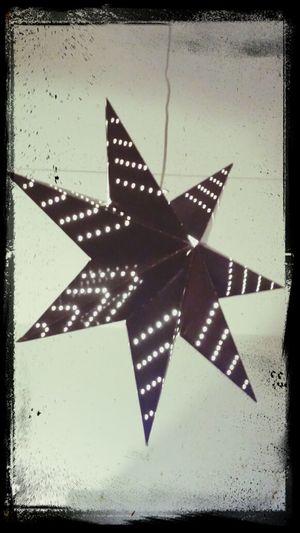 stjärnan uppe i taket! !! Star Oxie Christmas Spirit