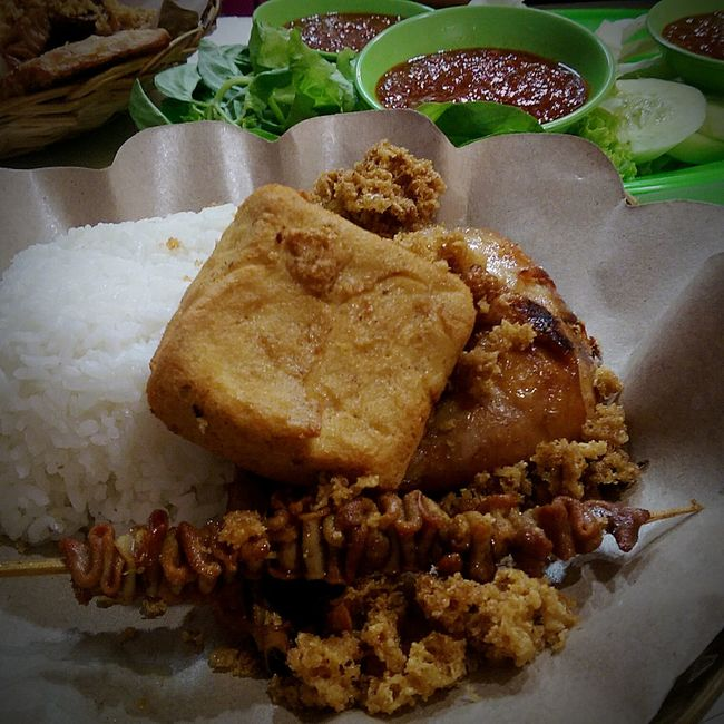 """Ayam Kalasan"" My World Of Food Open Edit Mobilephotography HtcPhoneOgraphy Htc One M8 Htcm8 Taking Photos EyeEm Indonesia A Taste Of Life"