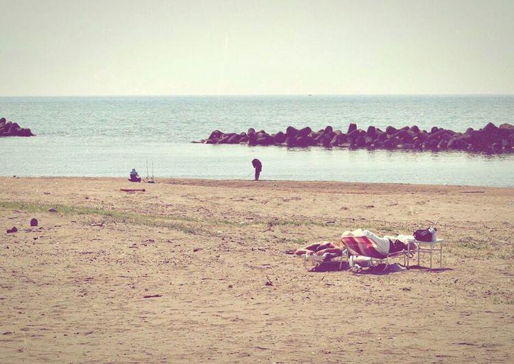 海眺め Hi! Ocean Ocean View Japan Nihonkai Trip Relaxing Love