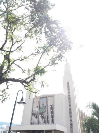 Costa Rica Pérez Zeldon San Isidro Labrador Church San Isidro Iglesia Católica  San Jose, Costa Rica
