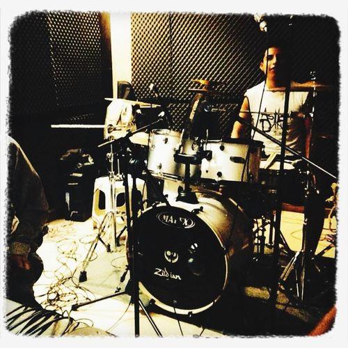 Drummer Drummer Life Studio Recording Studio