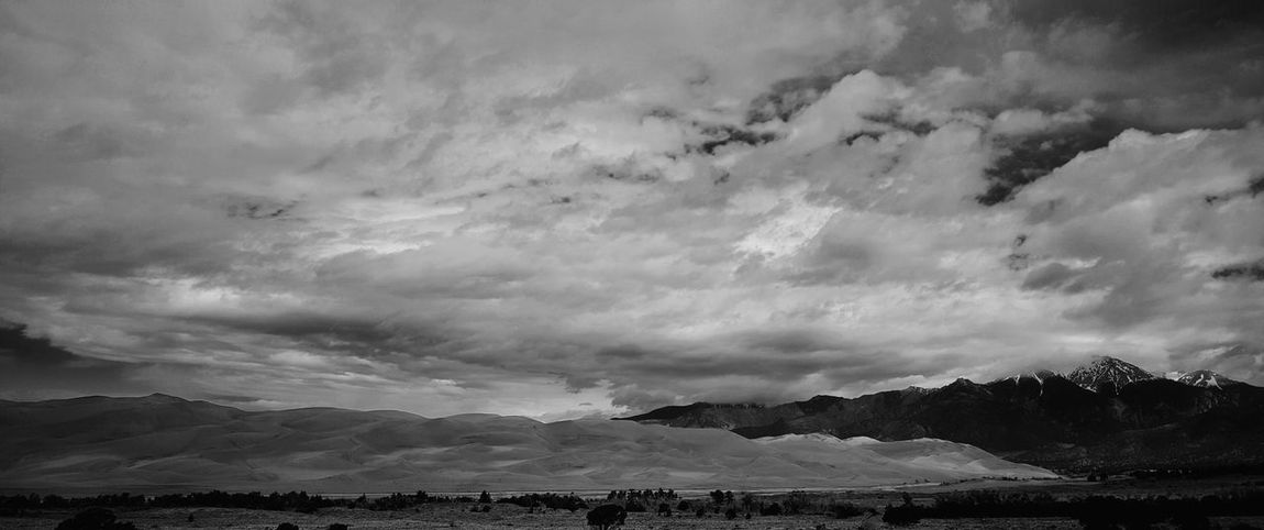 Cloudporn Coloradogram Clouds And Sky Landscape Storm Clouds Blackandwhite Black And White Black & White Samsungphotography