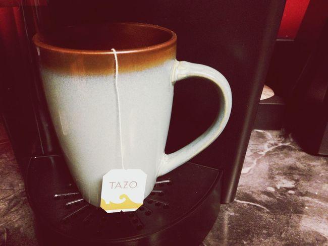 Spiced Chai Tea Tazo