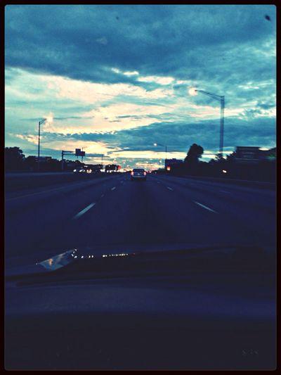 Ride Home Interstate