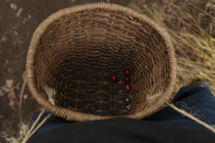 Basket Close-up No People Day Outdoors Colombian  Coffee Coffee - Drink Coffeeplant Coffee Beans Coffee Culture