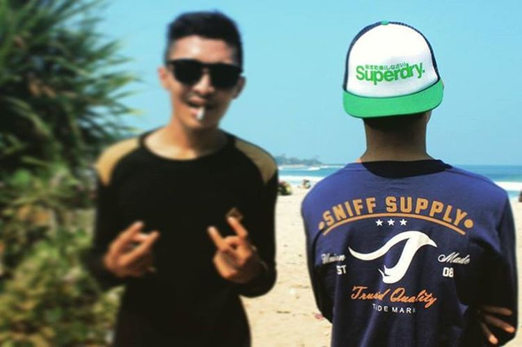Sniffsupply Superdry
