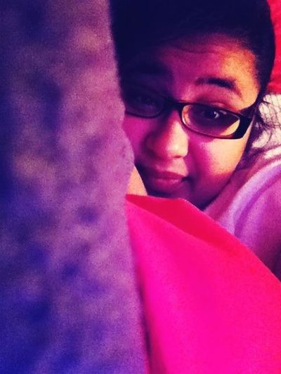 Laying Down , Relaxing <3