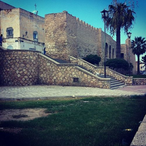Sousse Bled Jabbanet Ghorba tunisie old town