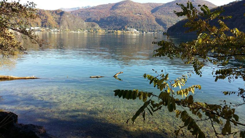 Mobilephotography Water Lake Switzerland Lugano Lockness Samsung Galaxy A5