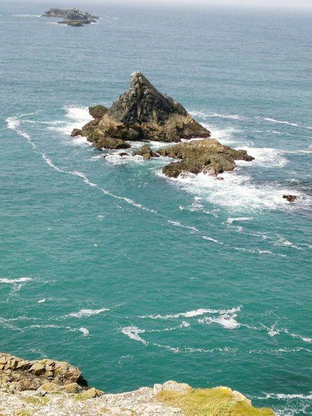 Blue Wave 💙 Cornwall Trevosehead