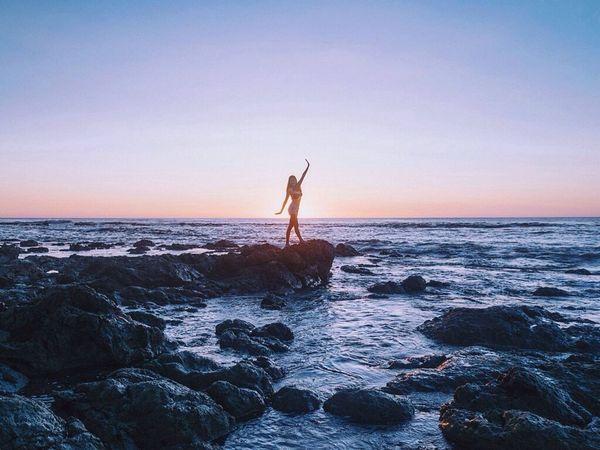 Silhouette Sunset Silhouettes Sunset Beach Nature Vscocam Landscape EyeEm Best Shots EyeEm Nature Lover