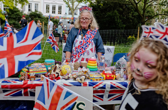 Brexit day Brexit Flag Kid London Outdoors The Street Photographer - 2017 EyeEm Awards Women
