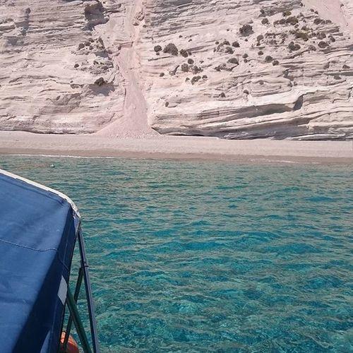 Gerakas Gerakasbeach Milos Ilovemilos Summer Greece Sun Beach