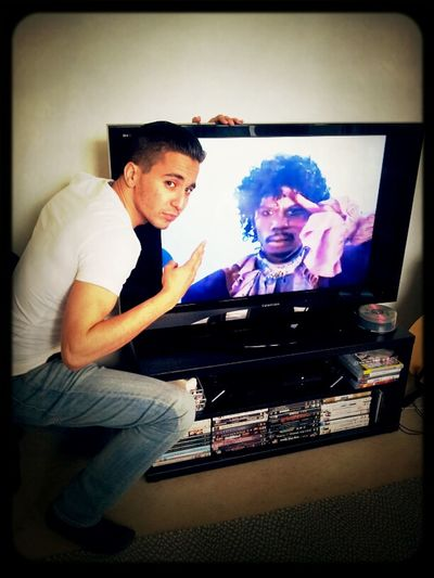 Chilling With Prince