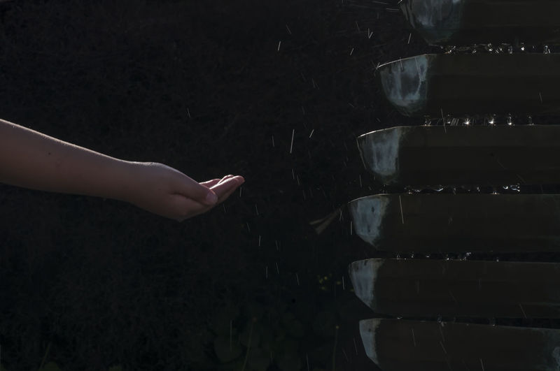 Fountain Life Water Reflections Body Part Finger Hand Human Body Part Human Finger Human Hand Leisure Activity Lifestyles Real People Refreshment Unrecognizable Person Water Waterdroplets Waterdrops Waterdropsphotography Waterlinetrailway