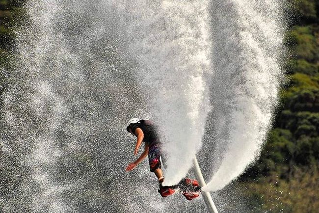Sportextreme Flyboard Newcaledonia Newcal Photographie  Nikond3000 Lifestyle Bartocal