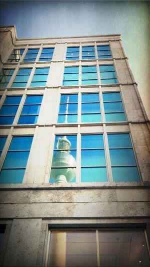 Architecture  Mirrored
