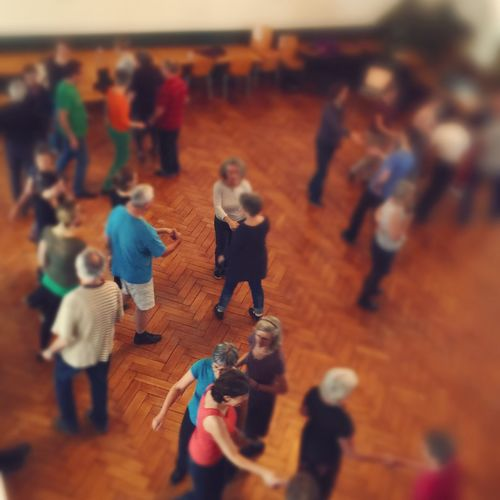 Come together, have fun and enjoy! Setdance Ceili Urban Spring Fever Vacation And Relax